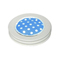 Blue and White Polka Dot - pack of 4