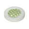 Green and White Polka Dot - pack of 4